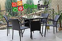Комфорт 120 Комплект садовой мебели  из искусственного ротанга  GreenGard