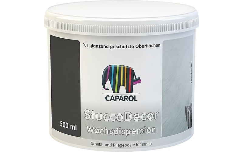 StuccoDecor Wachsdispersion 0,5л дисперсионный воск для дополнительной защиты StuccoDecor Di Luce