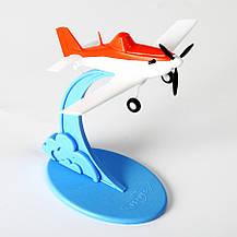 Дасти Полейполе сборная модель из мультфильма «Самолеты». Дисней. Сборка без клея. ZVEZDA 2061, фото 3