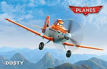 Дасти Полейполе сборная модель из мультфильма «Самолеты». Дисней. Сборка без клея. ZVEZDA 2061, фото 2