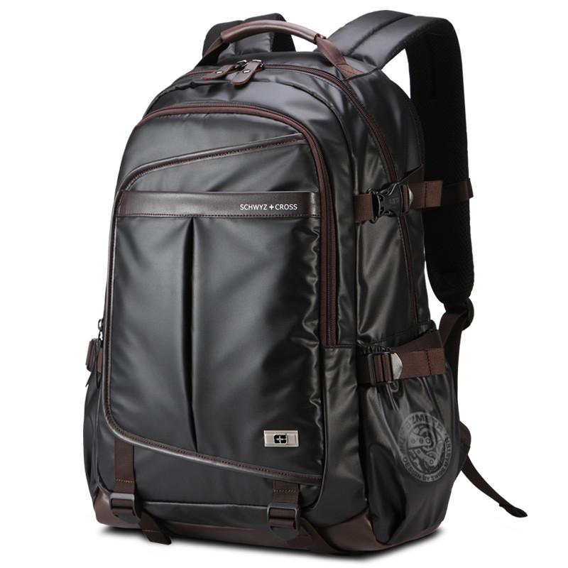 """Прочный красивый рюкзак Switz Cross SC81509, с отделением для ноутбука 15"""", 35л"""