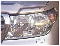 Защита передних фар, прозрачная. (EGR) - Land Cruiser - Toyota - 2008