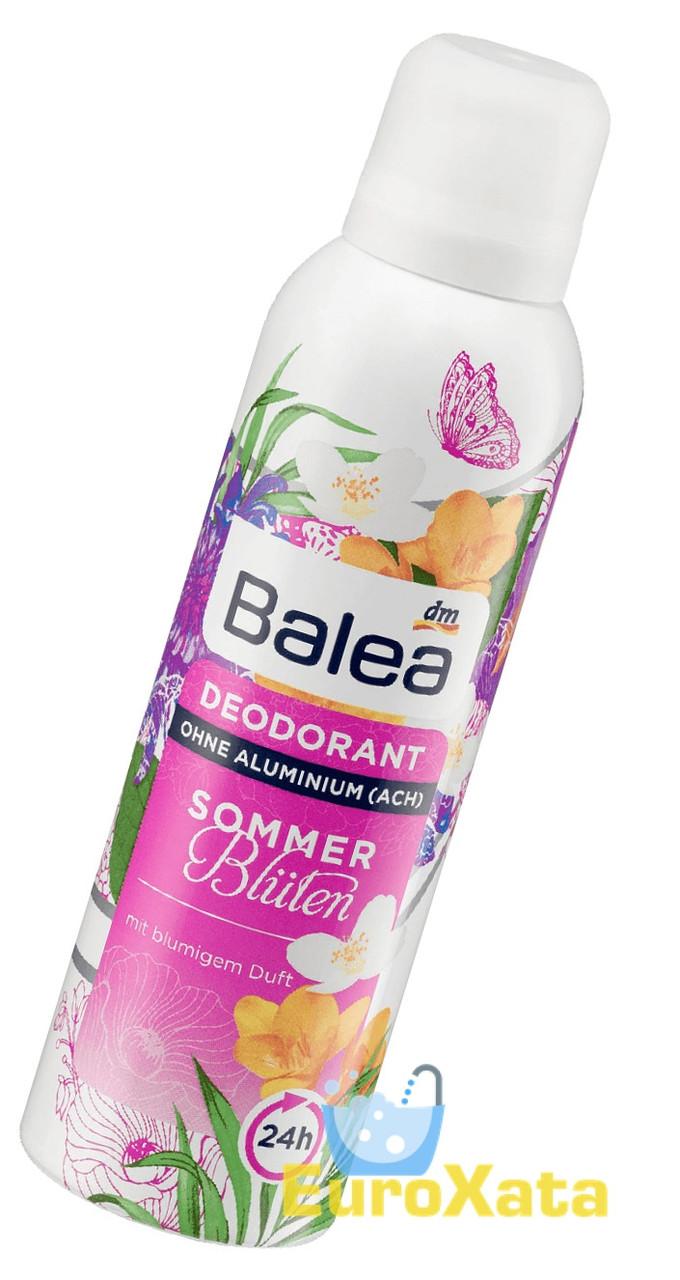Дезодорант- спрей Balea Sommerblüten (200мл) Германия