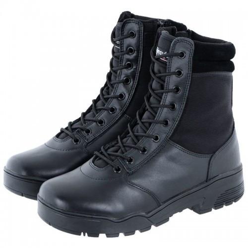 Ботинки Mil-Tec Tactical Thinsulate YKK Black (12822000)