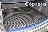 Коврик в багажник  TOYOTA RAV4 long 01/2006- кросс. (полиуретан), фото 2