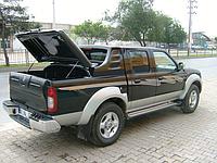 Крышка кузова Full Box, под покраску. (Турция) - NP300 - Nissan - 2008