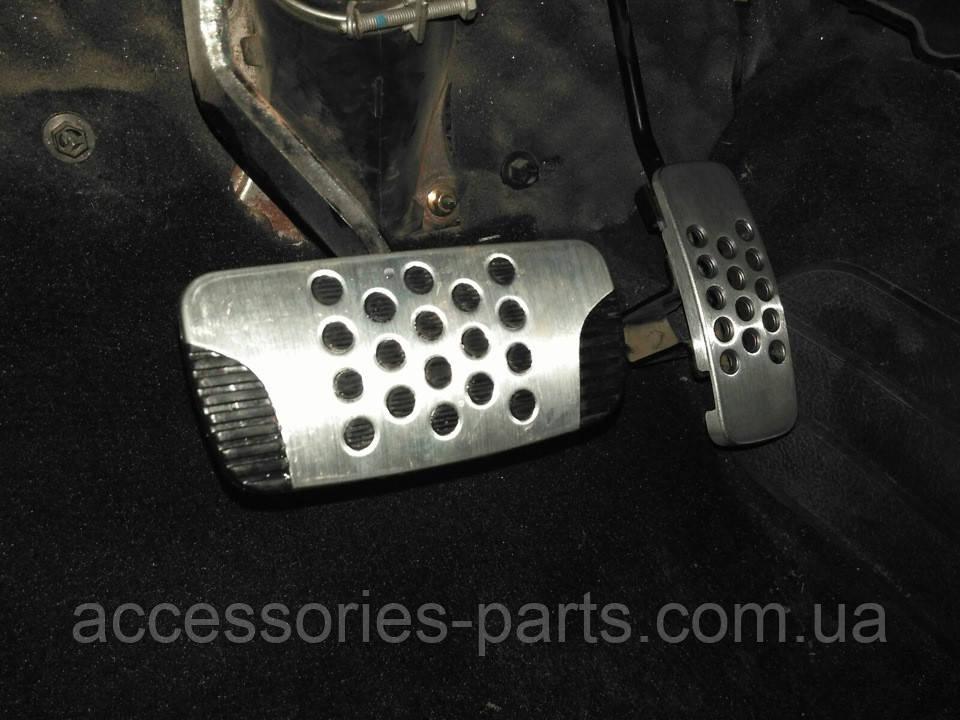 Накладки на педали Infiniti FX-35/FX-45 Новые Оригинальные