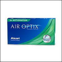 Контактные линзы AIR OPTIX Aqua for ASTIGMATISM упаковка