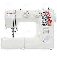 Бытовая электромеханическая швейная машина Janome Ami 15