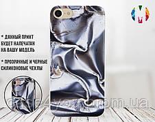 Силиконовый чехол для Apple Iphone 5_5s Металик (4002-3265)
