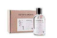 Парфюмированная вода унисекс Sister's Aroma 1, 100 мл.