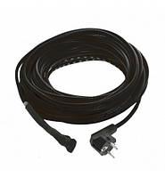 Нагрівальний кабель з вбудованим термостатом PFP для обігріву труб