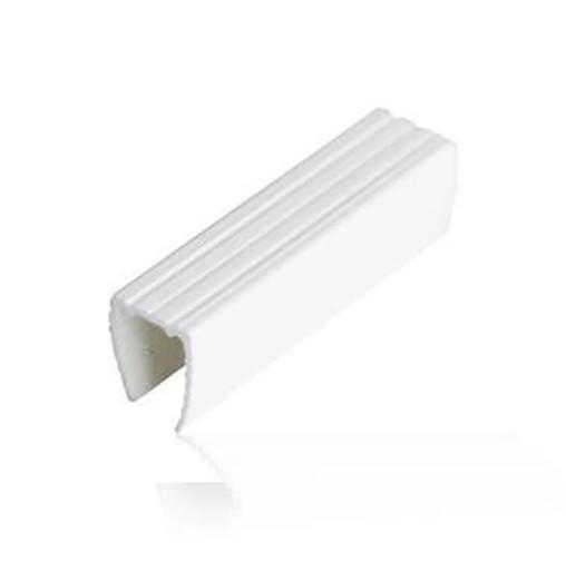 Монтажная клипса для LED неона 8x16