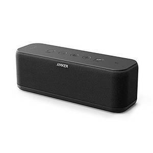 Портативная колонка ANKER SoundCore Boost 20W Черный