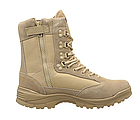 Ботинки Mil-Tec Tactical Boot Zipper YKK Khaki (12822104), фото 3