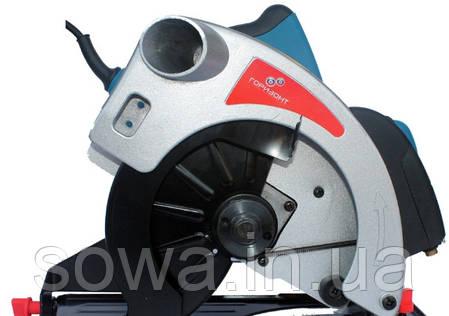 ✔️ Пила дисковая ГОРИЗОНТ / циркулярка - CS214 ( 1 850 Вт, 185 мм диск ), фото 2