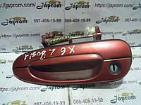 Ручка двери внутренняя левая Mazda Xedos 6 1992-1999г.в. кирпичный
