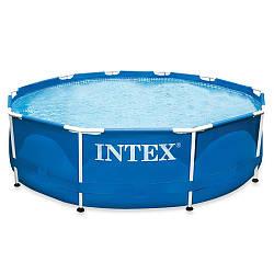 Бассейн каркасный Intex 305х76 см (28200) (56997)
