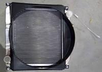 Радиатор охлаждения двигателя основной Foton LOVOL-504