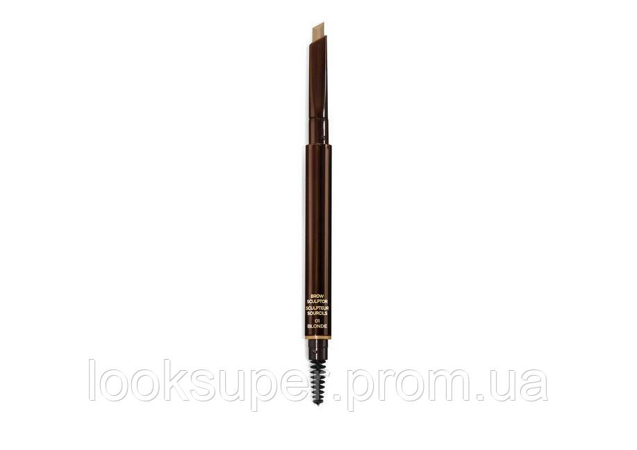 Карандаш для бровей TOM FORD BROW SCULPTOR WITH REFILL  BLONDE 0.6g