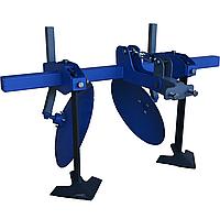 Окучник-пропольник регулируемый Булат (Ø 410 мм, на подшипниках), фото 1