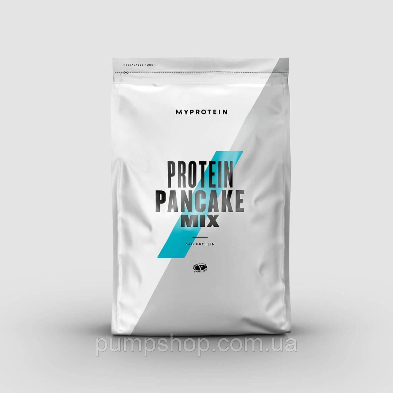 Протеиновые блины (смесь) MyProtein Pancake mix 500 г ( со вкусом )