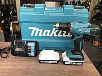 Акумуляторний шуруповерт Makita DF457DWE, фото 1