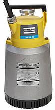 Заглибний дренажний насос Varisco (Італія) - Atlas Copco (Швеція) WEDA D 10N трифазний з поплавцем