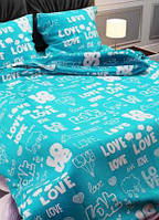 Ткань для постельного белья бязь, Голд Love