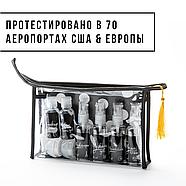 Дорожная косметичка My travel pack (черная), фото 6