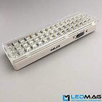 Аварийный светодиодный светильник Delux 3Вт , фото 1