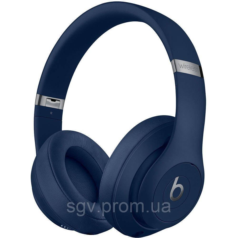 Наушники Beats Studio 3 Wireless Over-Ear Blue