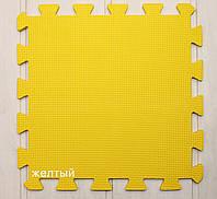 Пазлы теплый пол (цвет желтый)