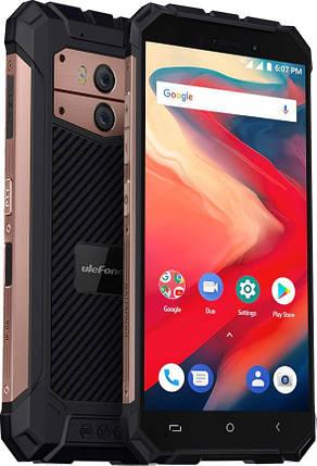 Смартфон Ulefone Armor X2 2/16Gb Rose Gold, фото 2