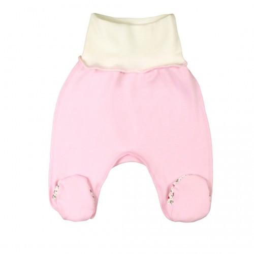 Ползунки для новорожденных Верес My Cuties интерлок  62 см розовый