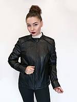 Куртка кожаная Oscar Fur 417 Черный, фото 1