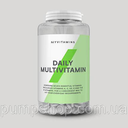 Мультивітаміни Myprotein Daily Multivitamins 60 таб., фото 2