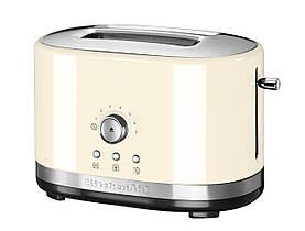 Тостер KitchenAid, кремовый, 5KMT2116EAC