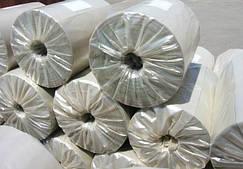 Полотно полиэтиленовое вторичное 2 сорт СЕРОЕ (400 - 600 мм)