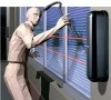 Установка охранной и периметральной сигнализации