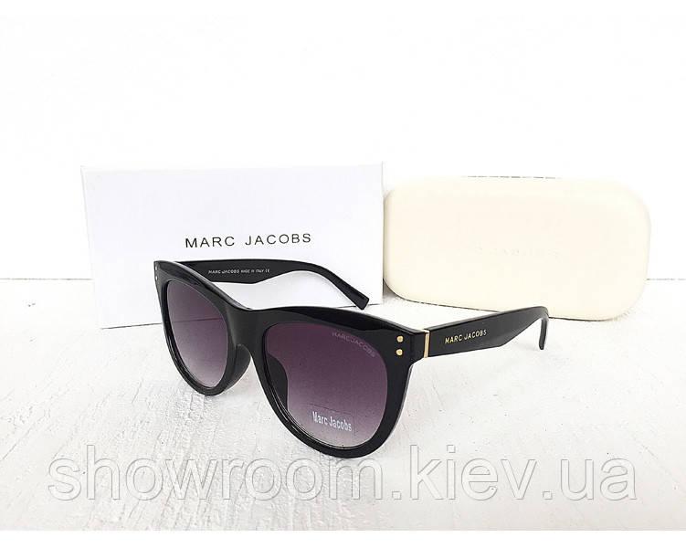 Женские солнцезащитные очки в стиле Marc Jacobs (630) глянцевая оправа