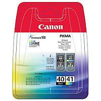 Картридж Canon PG-40Bk/CL-41 кол. Multi Pack
