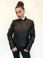 Куртка кожаная Oscar Fur 436 Черный, фото 1