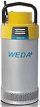 Погружной дренажный насос Varisco (Италия) - Atlas Copco (Швеция) WEDA D 50N трехфазный