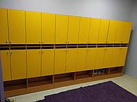Шкаф детский двухъярусный 8-местный. W18, фото 1