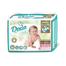 Підгузники Dada Extra Soft 4+ (42 шт) від 9 до 20 кг