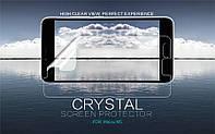 Защитная пленка Nillkin Crystal для Meizu M5, фото 1
