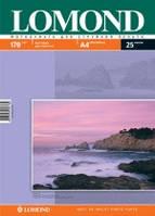 Фотобумага Lomond двусторонняя мат/мат,170 г/м, А4 25 листов
