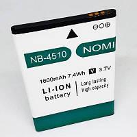 Аккумулятор Nomi NB-4510 ( i4510 )