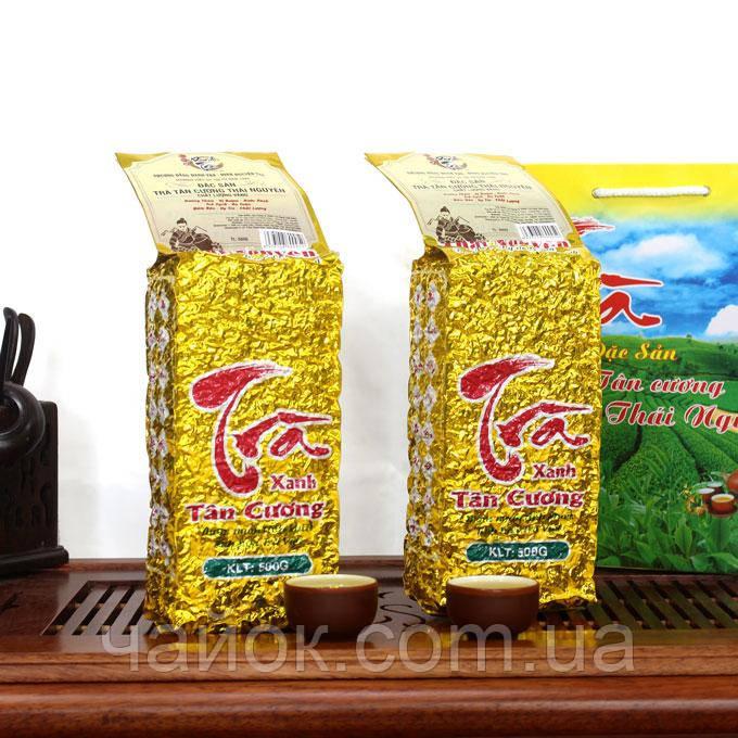Вьетнамский  Премиум чай Нгуен  зеленый 500 гр 200